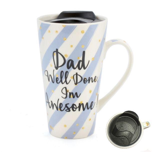 large dad mug image