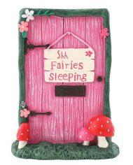 FD_12135 Fairy Door 'SHHH'