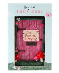 FD_12135 Fairy Door 'SHHH' IN BOX