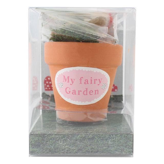 FD_12735 Fairy Garden Startet Pack