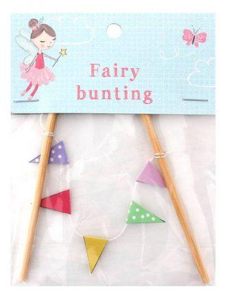 FD_13335 fairy bunting, decorative, fun, accessory, fairy garden