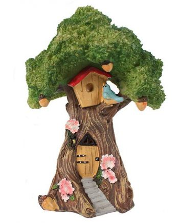FO_31516 Fairy Garden Tree House