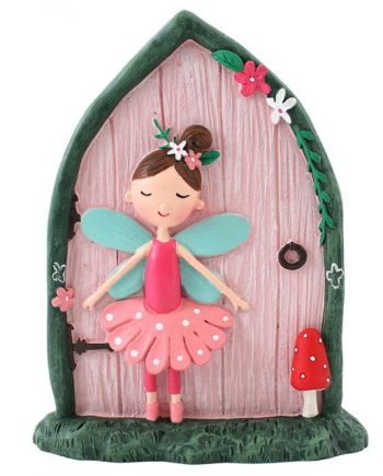 Fairy Door with Fleur,garden, home, ornament, gift, magical