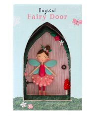 Fairy door with Fleur boxed