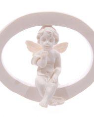 Large O angel figure