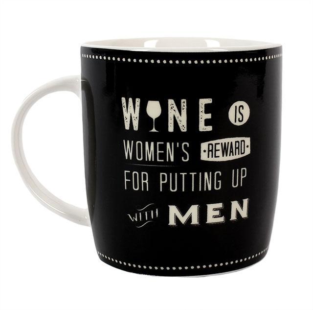 retro wine mug-gift-for-her