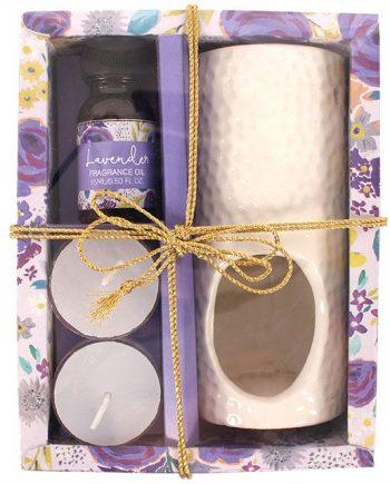 SC_22516 Friendship Oil Burner Gift Set