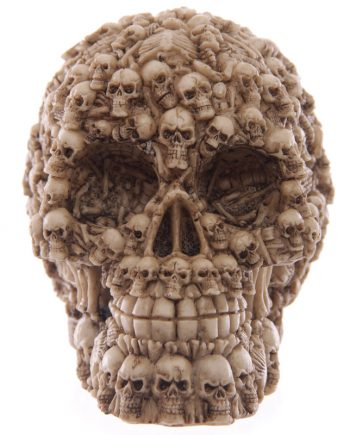 Multiple skull decoration 1