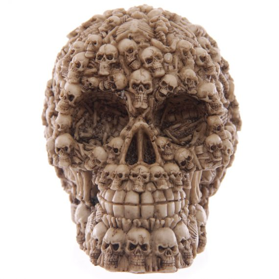 Multiple skull decoration 1