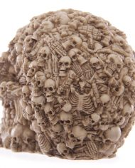 SK144_003 Multiple skull decoration 2