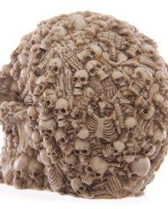 SK144_003 Multiple skull decoration 2
