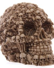 SK144_005 Multiple skull decoration 4