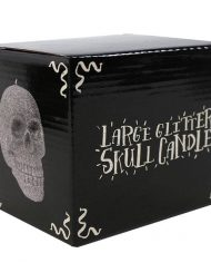 SO_38316 large silver glitter skull candle boxjpg
