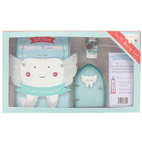 Tooth Fairy Kit,,gift,baby,child,present,collection,original,fun
