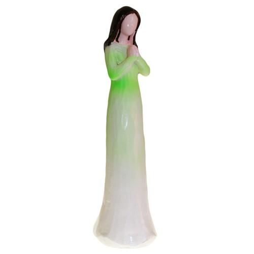 colang-04 green pray angel