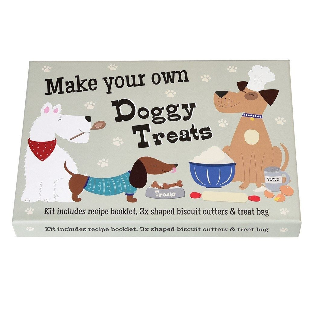 Make Your Own Doggy Treats Kit