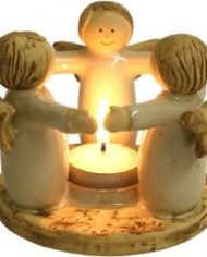 s-l300 ceramic angels tealight holder