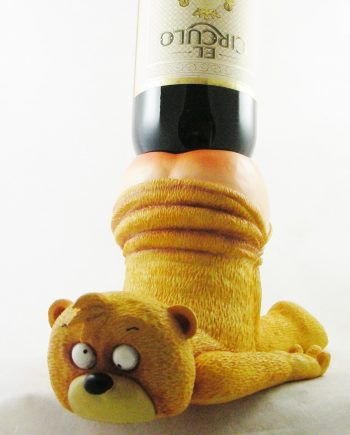 Bad Taste Bears Ian Sert Wine Bottle Holder