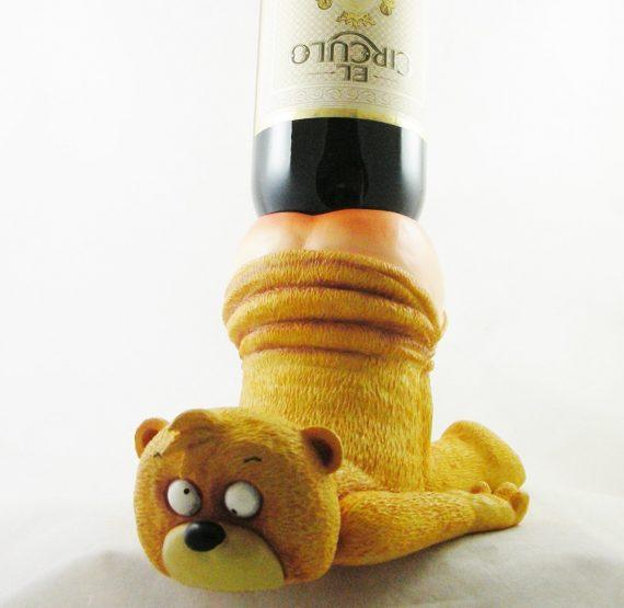 Bad Taste Bears Ian Sert Wine Bottle Holder