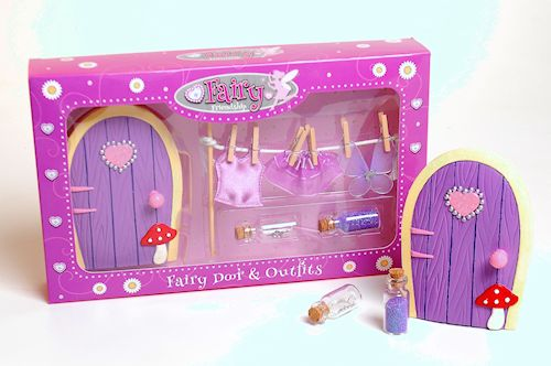 Fairy Door Garden Fairy Washing Line