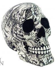 d2219f6 Abstraction Skull 19 cm