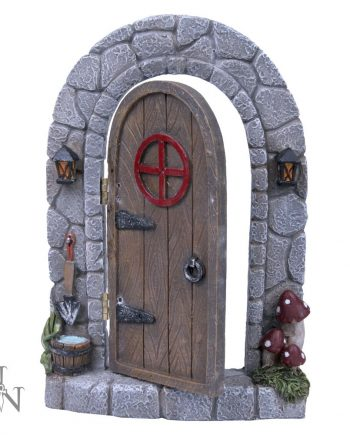 Secret Lodgings Fairy Door