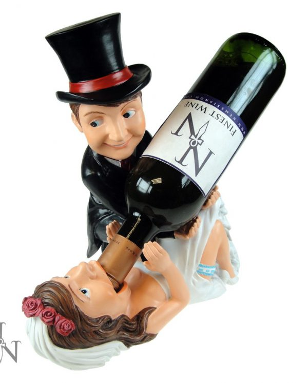 Nemesis Now Bride & Groom Guzzler Wedding Gift