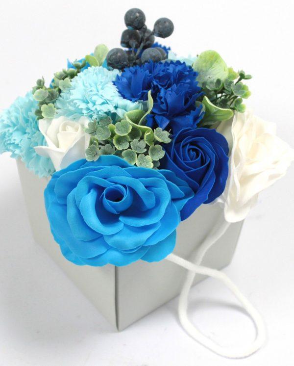 Blue-Flower-Soap-Bouquet