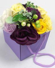 s-l1600 Purple Flower Garden Soap Bouquet 2