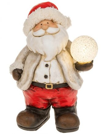 272521 santa snowball led light