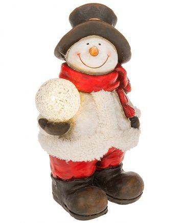 272531 Snowman LED light