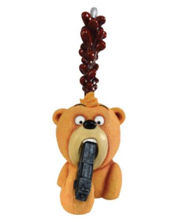 bad taste bear pen and holder