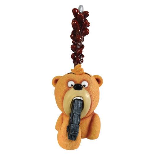 bad taste bear pen and holder