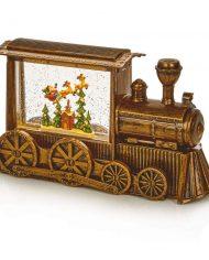 s-l1600 Santa glitter train