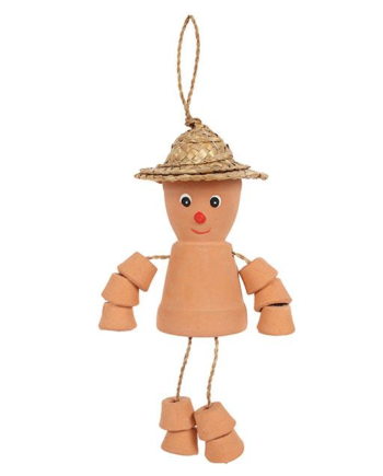 flower-pot-man, Ben, terracotta-pot-man,