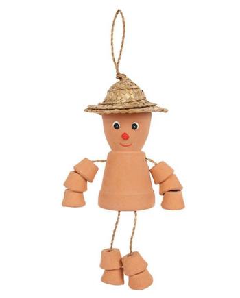 flower-pot-man, Ben, terracotta-pot-man,